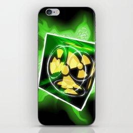 The Nuke Cube iPhone Skin