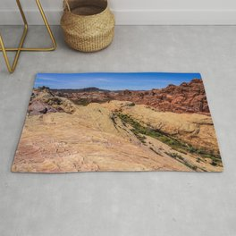 Coat_of_Many_Colors 0981 - Valley_of_Fire State_Park, Nevada Rug