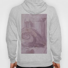 Still Life in Purple Hoody