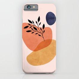Geometrical Minimal Art 08 #illustration #minimal iPhone Case