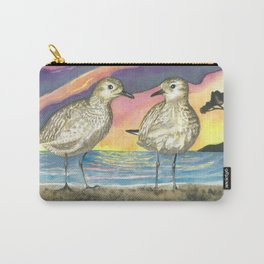 Pacific Golden Plovers Carry-All Pouch