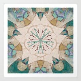 Spin soul Art Print