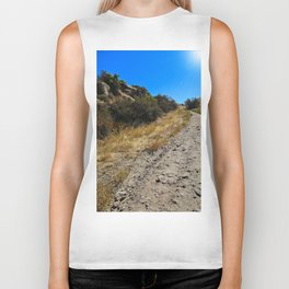 Dust and Dirt Biker Tank