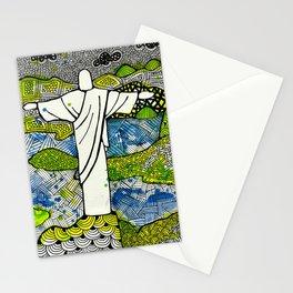 Rio de Janeiro - Brazil Stationery Cards