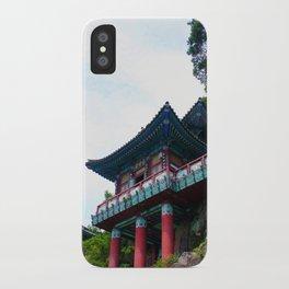 Temple Sasung 1 iPhone Case
