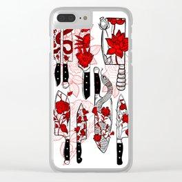 Final Cut Clear iPhone Case