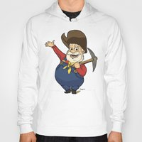 toy story Hoodies featuring Toy Story | Stinky Pete by Brave Tiger Designs