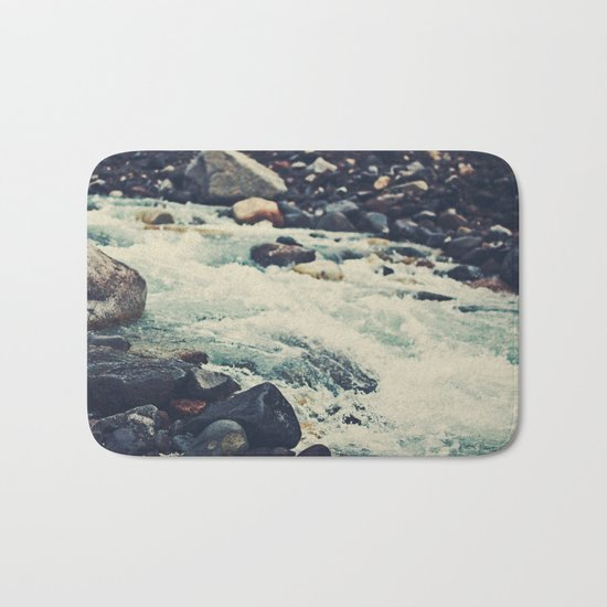 Mountain River Bath Mat