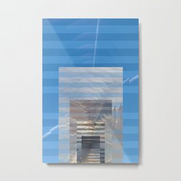 The Problem with Perspective 27. Metal Print