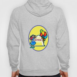 Bat Mitzvah party girl  Hoody