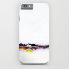 Frozen - Small Abstract Landscape Slim Case iPhone 6s