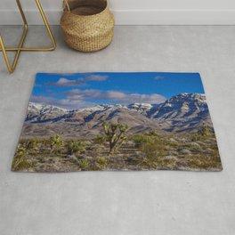Desert Snow 0309, Southwestern_USA Rug