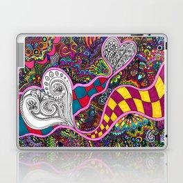 Hearts 3 Laptop & iPad Skin