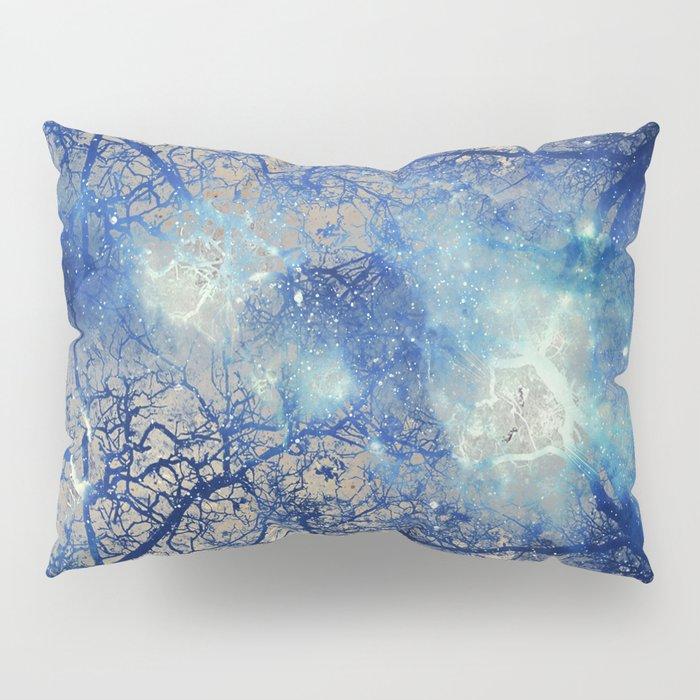 Winter Wood Pillow Sham