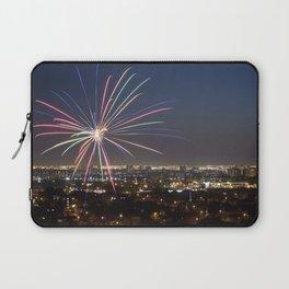 Fireworks. Laptop Sleeve