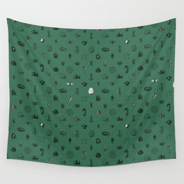 House of the Cunning - Pattern II Wall Tapestry