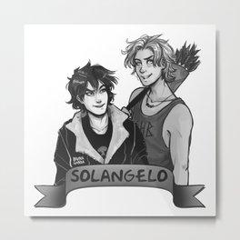 Solangelo Metal Print