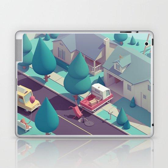Simple Day Laptop & iPad Skin