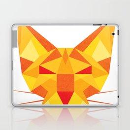 Geometricat Laptop & iPad Skin