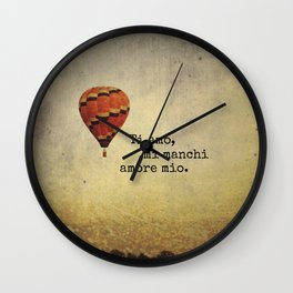 My Love Wall Clock
