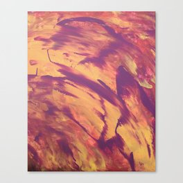 Beautiful Mess Canvas Print
