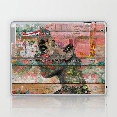 Inner Nature (Profile of Woman) Laptop & iPad Skin
