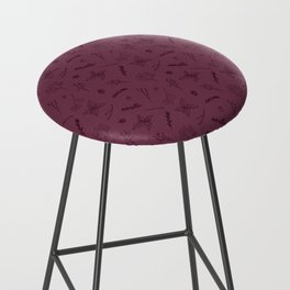 Herbs and Berries Bar Stool