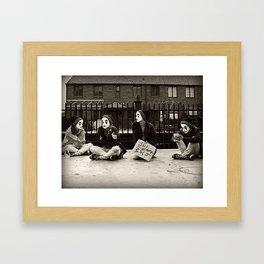 Non-Unique Framed Art Print