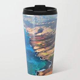 North Na Pali Coast Travel Mug