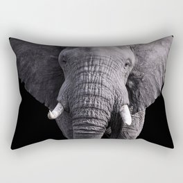 Elephant in the room Rectangular Pillow