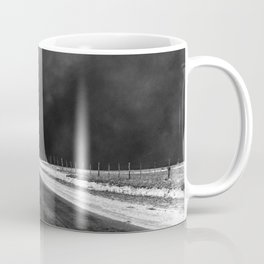 Clouds of Dust Over the Texas Panhandle Coffee Mug