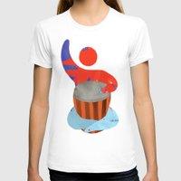 drum T-shirts featuring Own drum by ArtistArt