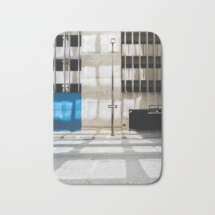 One Way - Exit Only Bath Mat