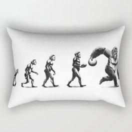 Bowling Evolution Rectangular Pillow