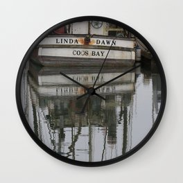 FV Linda Dawn Wall Clock