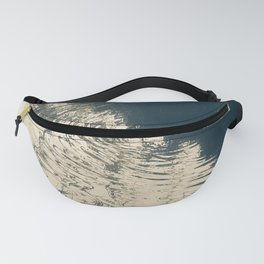 Water ripple photo Fanny Pack