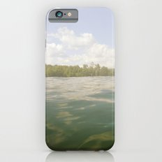 Water Reflection Sky Clouds Nature Trees Color Photography Slim Case iPhone 6s