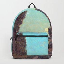 Granville Redmond - Moonlight Reflections - Digital Remastered Edition Backpack