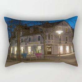 Eck Punkt Laupheim Rectangular Pillow