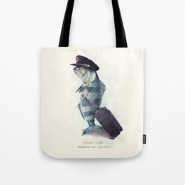 The Pilot Tote Bag