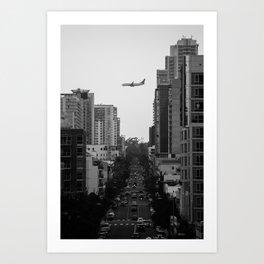 7th Art Print