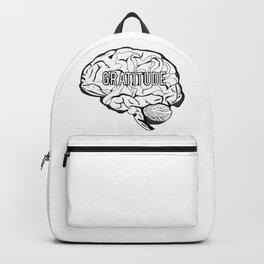GRATITUDE Brain Backpack