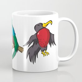 Rare Old Birds Coffee Mug
