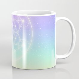 Sacred Geometry (Sacred Merkaba) Coffee Mug