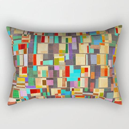 Community Brazil Rectangular Pillow