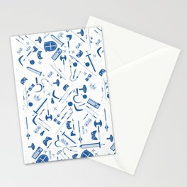 Weapons Stationery Cards