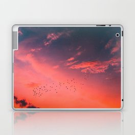 Heartbreak Sunset Laptop & iPad Skin