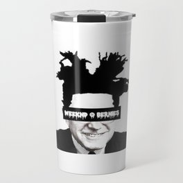 Weeknd @ Bernie's Travel Mug