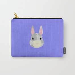 Spotted rabbit Carry-All Pouch