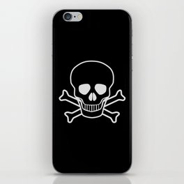Jolly Rodger iPhone Skin